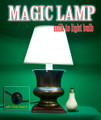Magic Lamp Milk to Bulb, White Shade