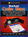 Sucker Coin Box w/ Mesh Coin Bag