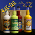 Mak-Tail Mixer Bottles from Bag - 5