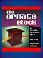 Ornate Block - Wood