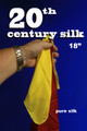 "20th Century Silk 18""  - Pure Silk"