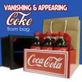 Vanishing & Appearing 6 Coke Bottles