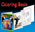 Coloring Book Magic/Clown - Header