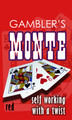 Gamblers Monte- Bicycle- Red