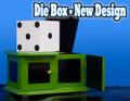 Die Box, New Design - Green