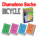 Chameleon Backs - Bicycle, Boxed