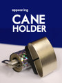 Appearing Cane Holder - Magnetic