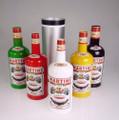 Color Changing Martini Bottles - 5 Set