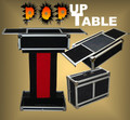 Pop Up Performers Table/Case