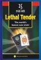 Lethal Tender w/ Book Kit