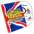 Real World Magic (2 DVD Set) by Mark Mason and JB Magic - DVD