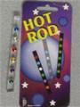 Hot Rod, Small - Clear, Dozen
