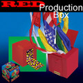 Red Production Box - Mirror