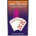 Jumbo Card Deck for Silk Production by Uday