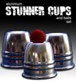 Stunner Cups, Set - Aluminum