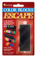 Color Block Escape, Carded