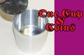 One Cup & Coins - HALF Al Cohen
