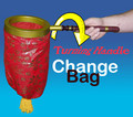Change Bag - Turning Handle