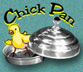 Chick Pan, Single - Aluminum