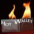 Hot Wallet - Bi Fold Style
