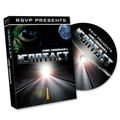iContact (DVD and Gimmick) by Gary Jones and RSVP Magic - DVD