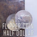 Flipper Coin - Half Dollar