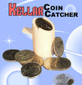 Coin Catcher Brass, Half Dollar - Kellar