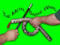 Snake Wand - Metal