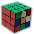 Instant Solve Color Cube - Triple