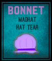 Hat Tears, Bonnet - MadHAT