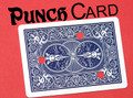 Punch Card - Bicycle