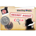 Secret Agent Coin, Half Dollar - Sterling