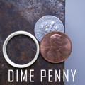 Dime & Penny w/ Bang Ring