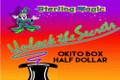 Okito Box, Brass - Sterling