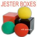 Jester Boxes w/ Sponges - Large