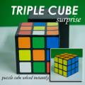 Triple Cube Surprise