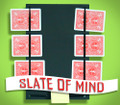 Slate of Mind w/ Cards  - New Style