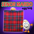 Egg Bag, Red - Senor Mardo