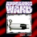 Appearing Wand, Steel - Black
