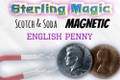 Scotch & Soda, English Penny Magnetic