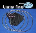 "Linking Rings Magnetic Lock, 3 SET - 12"""