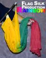 Flag Silk Production - Rainbow Silk