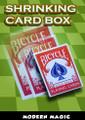 Shrinking Card Box - Modern