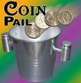 Coin Pail - Aluminum