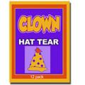 Hat Paper Tear, (12) - CLOWN