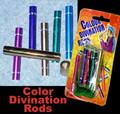 Color Divination Rods