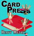 Card Press - Aluminum