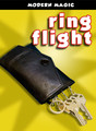 Ring Flight, Real Leather - Modern