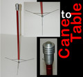 Cane to Table - Magnetic Top