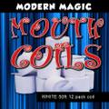 Mouth Coils, White 50 Ft 12 Pk - Modern